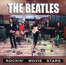 BEATLES ROCKIN' MOVIE STARS box set 8 CD DIGIPAK Harrison Lennon McCartney Starr