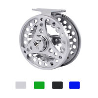 Fly Fishing Reel 3/4 5/6 7/8WT Large Arbor Aluminum Saltwater Freshwater