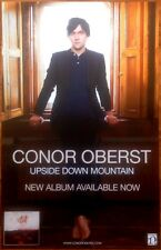 CONOR OBERST Upside Down Mountain Ltd Ed RARE Poster +FREE Poster! BRIGHT EYES