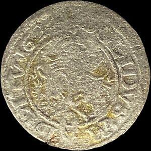 1624 Lithuania Schilling (Silver) - Polish-Lithuanian Commonwealth - Kop 3465.