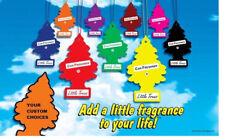 *L@@K !!!*  24 Pack YOU CHOOSE ANY Little Trees Car Freshner Home Air Freshener