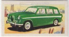Early 1960s Singer Gazelle Sport Car Auto England c55+ Y/O Trade Ad Card