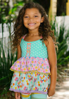 Girls Matilda Jane Moments with you Apple Of My Eye Top size 4 6 8 NWT