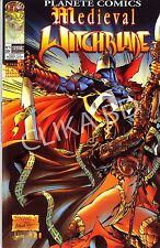 PLANETE COMICS 1-Medieval WITCHBLADE- -NEUF1997-80 Pgs-Histoire Complète-