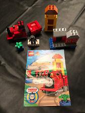 LEGO 5547 Duplo Train Thomas & Friends - James Celebrates Sodor Day Instructions