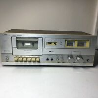 SEARS, ROEBUCK AND CO. CASSETTE DECK LXI SERIES TAPE PLAYER