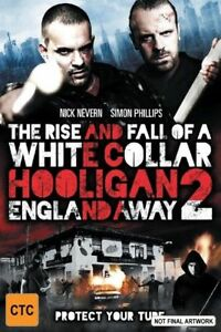 White Collar Hooligan 2 (DVD) NEW/SEALED