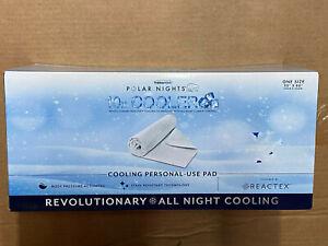 "Therapedic Polar Nights Cooling Personal-Use 30"" x 60"" Pad - 10x Cooler"