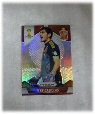 2014 Panini Prizm World Cup Refractor Iker Casillas - Spain #170