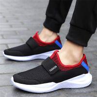 AU Men's Mesh Sport Sneakers Athletic Mesh Shoes Hollow Outdoor Casua