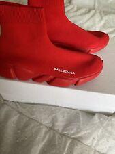 Balenciaga Speed Trainer 42 Red