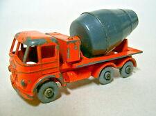 Matchbox RW 26B Foden Cement Mixer rare graue Trommel