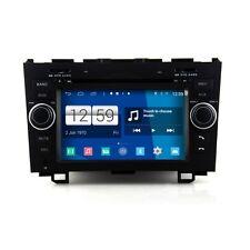 Car DVD GPS Navi Radio Stereo WIFI Android 4.4 Quad Core For Honda CR-V+Camera