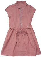 Available From 3 to 20 Years Loads of colours School Summer Gingham Girls Dress