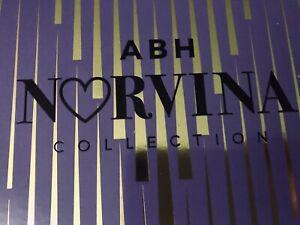 ANASTASIA Beverly Hills ABH Norvina Collection Pro Pigment Palette Vol. 1 NIB