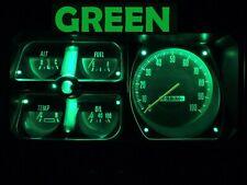 Gauge Cluster LED Dashboard Bulb Green For Dodge 72 80 D150 - D350 Truck