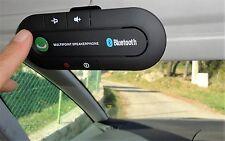 KIT BLUETOOTH VIVAVOCE PER AUTO UNIVERSALE SPEAKER SMARTPHONE TABLET CELLULARE