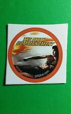 "THE FIFTH COMMANDMENT KICKING STILL MOVIE GETGLUE GET GLUE SMALL 1.5"" STICKER"