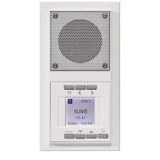 Peha UP-Radio alu D 20.485.70 RADIO Aluminium Aura 00174913 Kunststoff UP-Radio