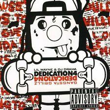 Lil Wayne - Dedication 4 [New CD] Explicit