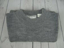 Pronti Collection by Phita Mens XL Crewneck Sweater Grey Color