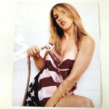 Liz Phair Somebody's Miracle Album Release Photo Poster Showering Teasing Sexy