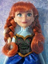 Disney Frozen Anna Doll Hasbro 2015 11 inches tall