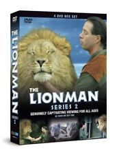 THE LION MAN SERIES 2 - ( 4 DVD BOX SET ) LIONMAN
