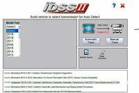 New Isuzu IDSS II Diagnostic Service System-Full 07.2019 Diagnostics soft