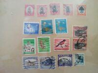 lot N°4 - 17 timbres AFRIQUE DU SUD - SOUTH AFRICA