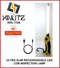 Inspection Lamp Work Light Torch ULTRA SLIM Rotating 3W COB LED - Rechargeable
