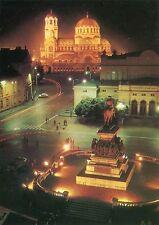 Alte Postkarte - Sofia - Narodno Sobranie-Platz