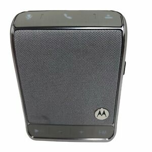 Motorola Roadster 2 Wireless Hands Free Bluetooth Speaker Phone Without Cable