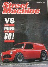 Street Machine Magazine June 1986 Vol.8 No.2