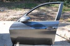 BMW E90 3-Series SEDAN LEFT FRONT DRIVER DOOR CHARCOAL GRAY