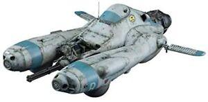 Hasegawa 64119 Anti-Gravity Armored Fighter Plane Pkf.85 Falke Bomber Cat 1/20