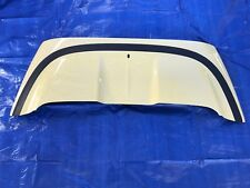 2004-2008 Chrysler Crossfire Convertible Rear Trunk Lid Storage Cover Panel