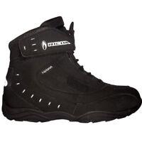 NEW Richa Slick Waterproof Motorcycle Ankle Boots