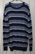 TOM TAILOR stripy jumper size XL