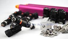 fit Nissan 300zx Z31 1000cc fuel injectors rail 84-89 VG30 VG30ET VG30DE VG30E