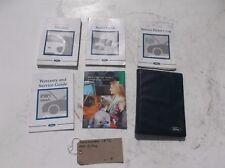 Ford Mondeo MK3 1.8 TD 5dr 1999 S Reg Owners / Operators Handbook Manuals