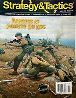 RANGERS AT POINTE DU HOC July 2020 STRATEGY & TACTICS Magazine ATTILA vs. AETIUS