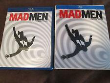 Mad Men: Season Four (Blu-ray Disc, 2011, 3-Disc Set)