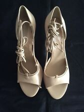 Michael Kors Brand New Woman's Lace Up Shoes Size 7