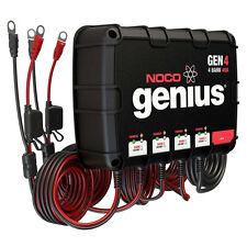 NOCO Genius GEN4 40A Onboard Battery Charger - 4 Bank [GEN4]