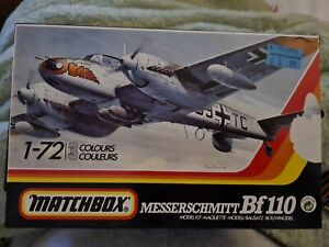 Matchbox Messerchmitt Bf110