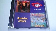 "ORQUESTA MIRASOL / MIRASOL COLORES ""SALSA CATALANA / LA BOQUERIA"" CD 15 TRACKS"