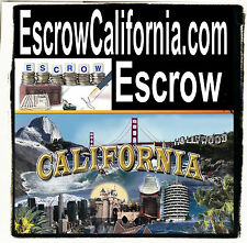 Escrow California .com  Exchange Money Goods Domain Name For Sale Hold Cash URL