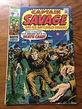 Captain Savage and his Battlefield Raiders 19
