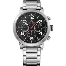 Relojes de pulsera Day-Date plata de día y fecha